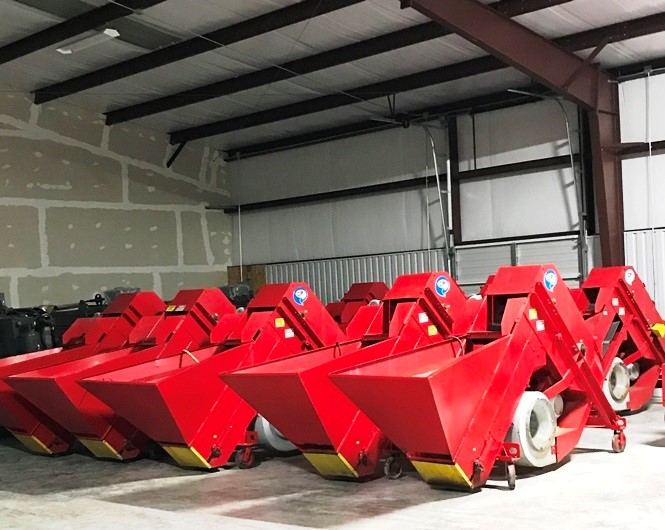 CAN CRUSHER/BLOWER