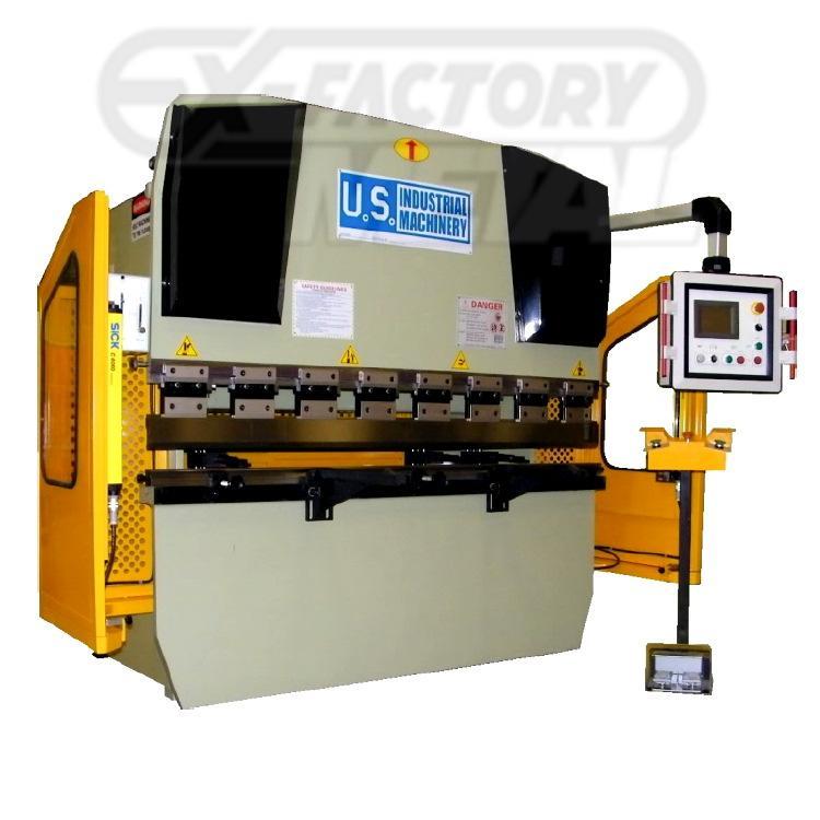 PRESS BRAKE - CNC (HYDRAULIC)