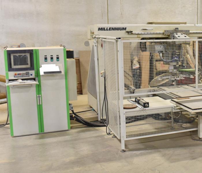 CNC CONTOUR EDGEBANDER