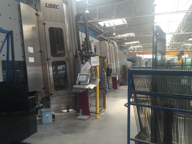 COMPLETE TEMPERING LINE