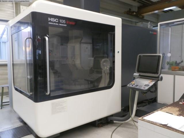 MACHINING CENTER - CNC (VERTICAL)
