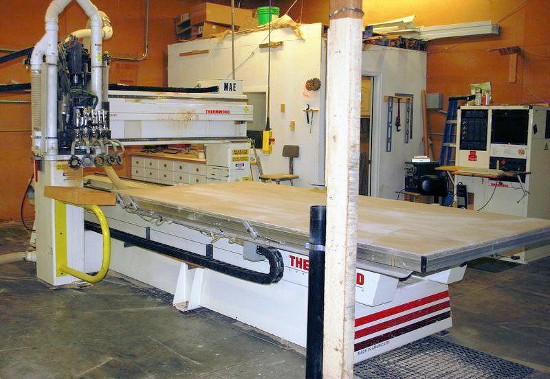 CNC ROUTER (4-AXIS)
