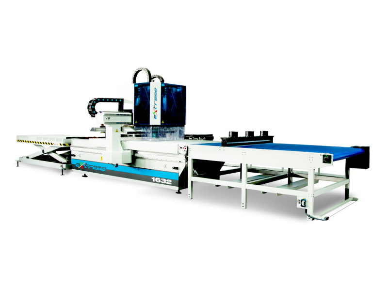 CNC ROUTER (W/LOADING & UNLOADING)