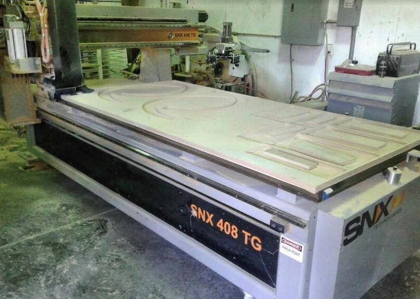 CNC ROUTER (ATC & BORING)