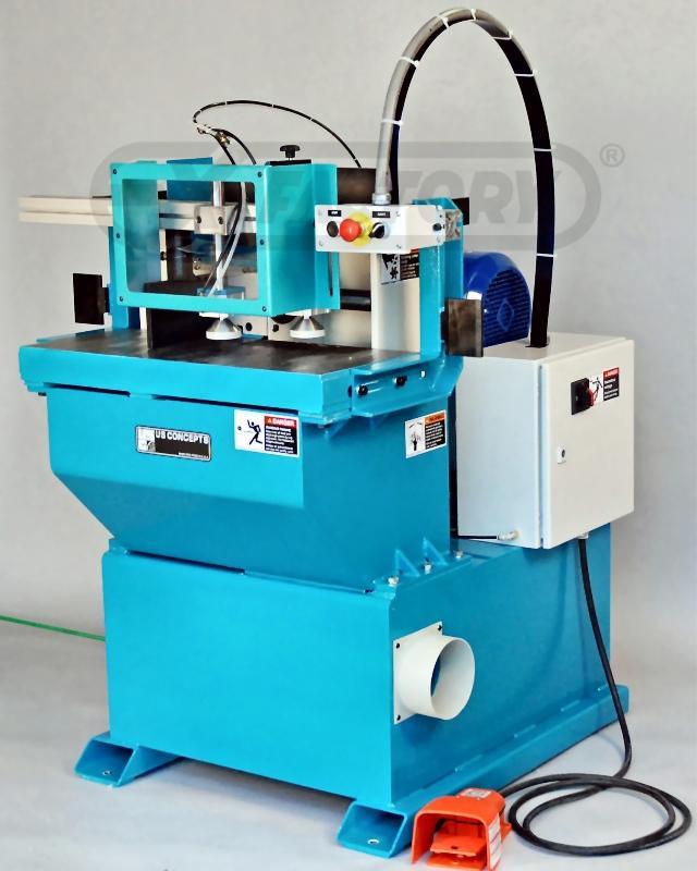 New Us Concepts Chb 8 Automatic Shaper Hauncher