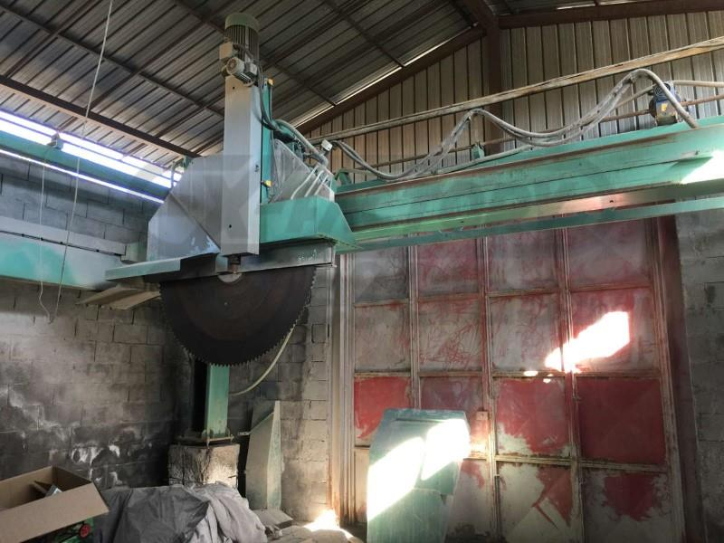 BRIDGE SAW / BLOCK SAW