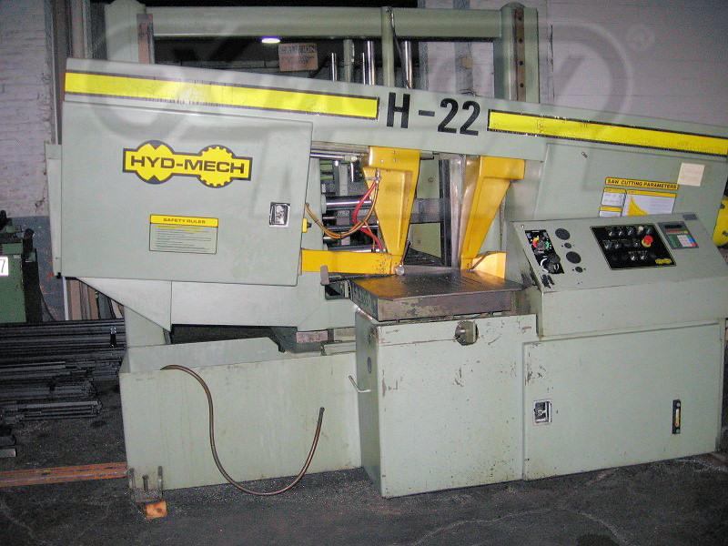 BAND SAW (HORIZONTAL)