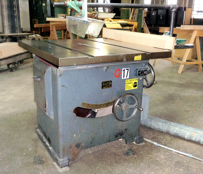 TABLE SAW (PRODUCTION)