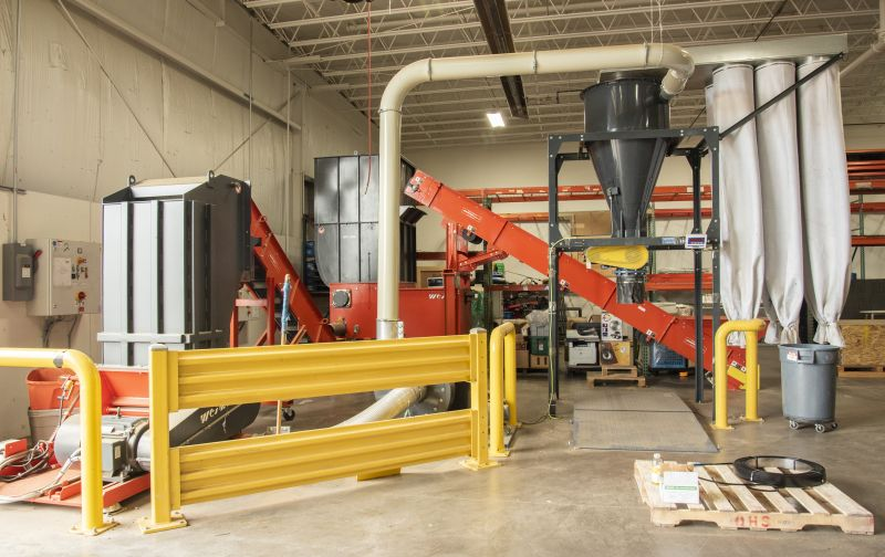 WASTE REDUCTION SYSTEM