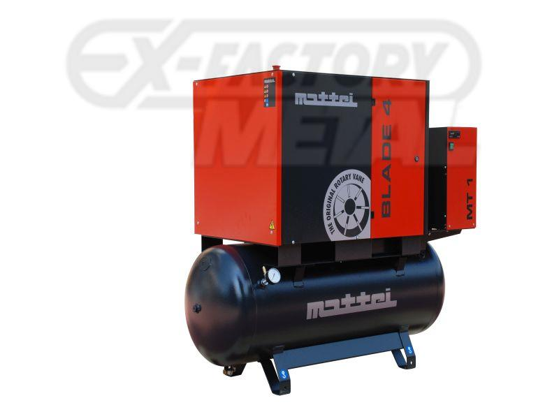 AIR COMPRESSOR (ROTARY VANE)