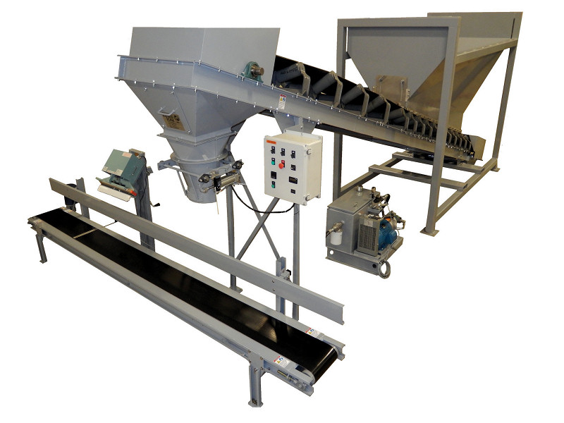 BAGGING LINE (WITH WEIGHT CHECK)