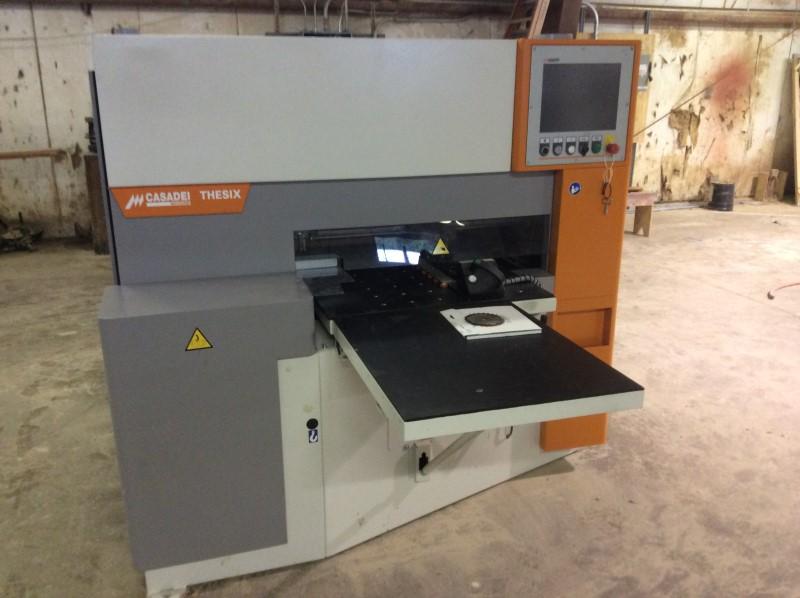 CNC BORING MACHINE (P TO P)
