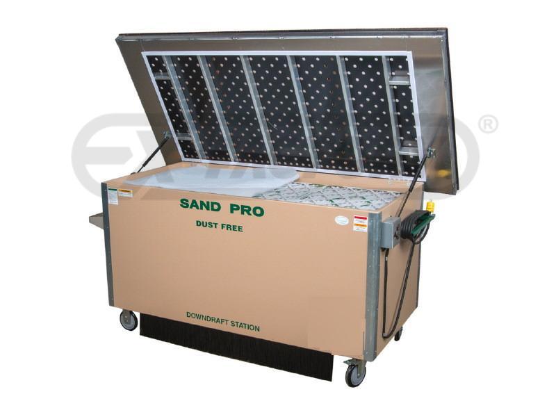 New Sandman M7236 Downdraft Sanding Table