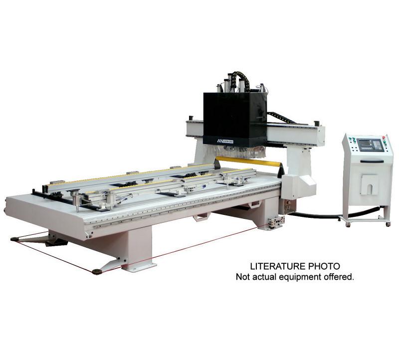 CNC DOOR MACHINE WITH ATC