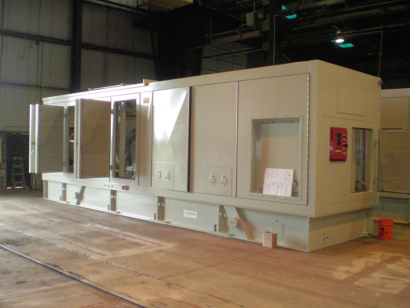 GENERATOR SET (GAS TURBINE)