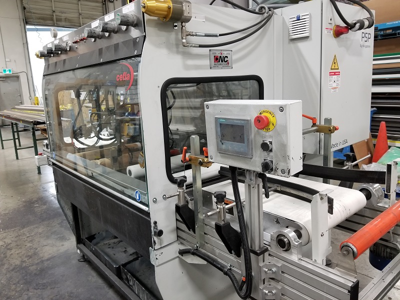 MOULDING SPRAY MACHINE (AUTOMATIC)