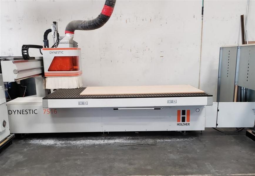 FLAT TABLE MACHINE (W/ATC/BORING)