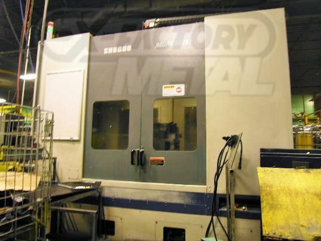 MACHINING CENTER - CNC (HORIZONTAL)