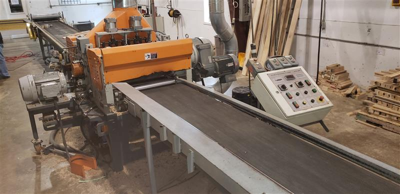 DOUBLE ROUGHING PLANER