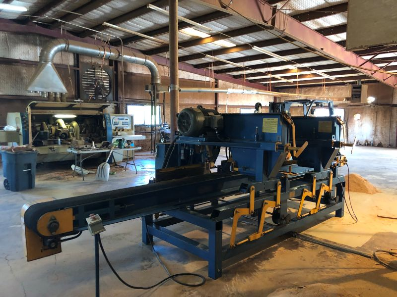 Ex Factory Woodworking Machinery Used New