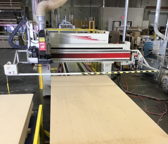 Fantastic Ex Factory Woodworking Machinery Used New Home Interior And Landscaping Ologienasavecom