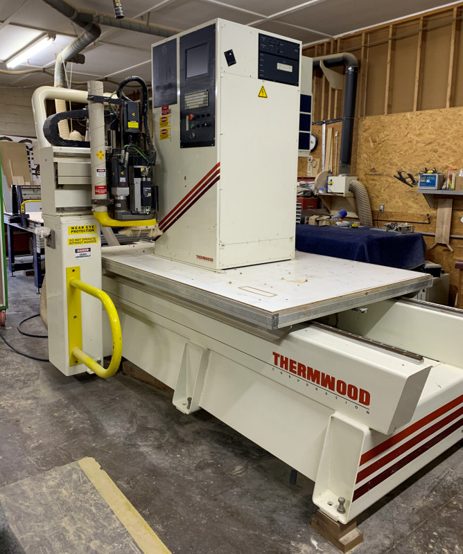 CNC ROUTER (4-AXIS & ATC)