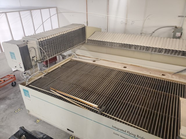 WATERJET (CNC)