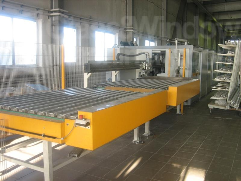 PROFILE MACHINING CENTER