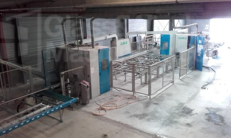 CNC WINDOW MACHINING CENTER